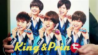 cast : King & Prince 梶原善.