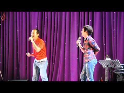 Hoang tưởng1 -nhóm hài Chí Tài, Văn Long tại phtrà da vàng.avi