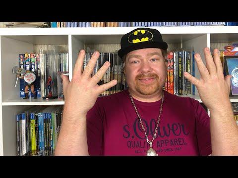 Jubiläum   Seit 10 Jahren spreche ich nun im Internet über Comics und mehr   Crayton Special