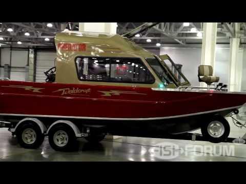 Видеообзор яхт на выставке Московское Боут Шоу 2016/ Moscow Boat Show 2016