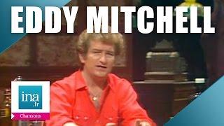 """Eddy Mitchell """"Un barman"""" (live) - Archive vidéo INA"""