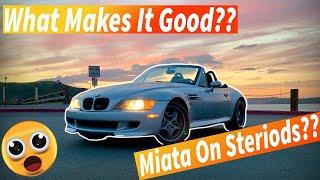 Why Buy The BMW Z3 M Roadster?    POV Drive
