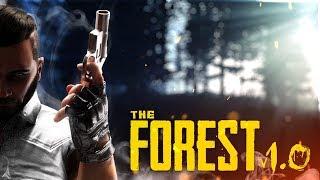 The Forest V1.0 ► НОВОЕ ОБНОВЛЕНИЕ В ФОРЕСТ . СТРОИМ НОВЫЙ ДОМ