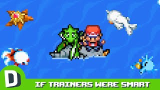If Pokemon Trainers Were the Smartest Ever