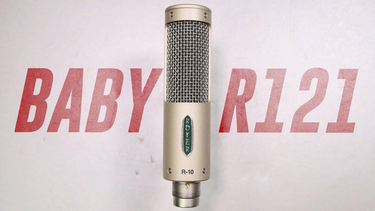 Royer R-10 Ribbon Mic Review / Test (vs. R144, SM7b, M160, KU5a)