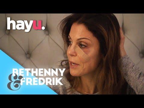 Bethenny Frankel Beats Skin Cancer | Bethenny & Fredrick
