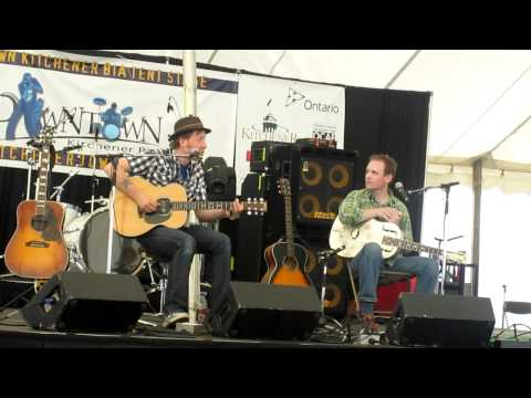 "Sean Pinchin and Trevor Caswell""Walking Blues"""