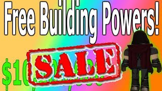Free Building Power! : Lumber Tycoon 2   RoBlox