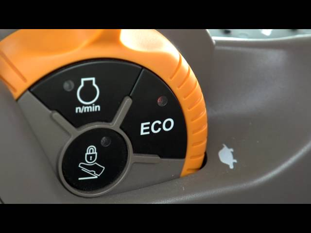 Operating the e23/e18 transmission, Part 2 - Understand ECO Engine Speed