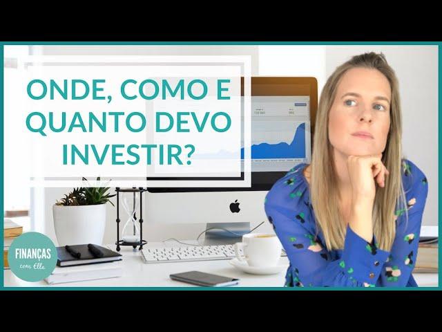 Como começar a investir do zero