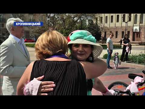 UA: Кропивницький: жіночий велопробіг