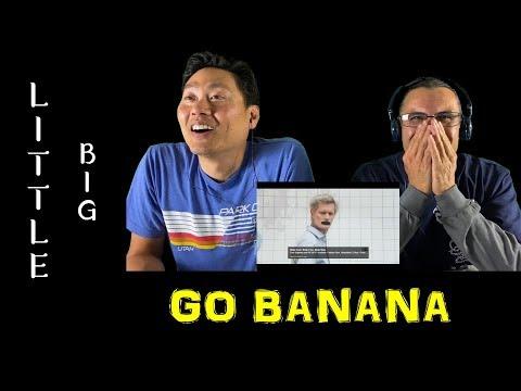 LITTLE BIG - Go Bananas - Reaction
