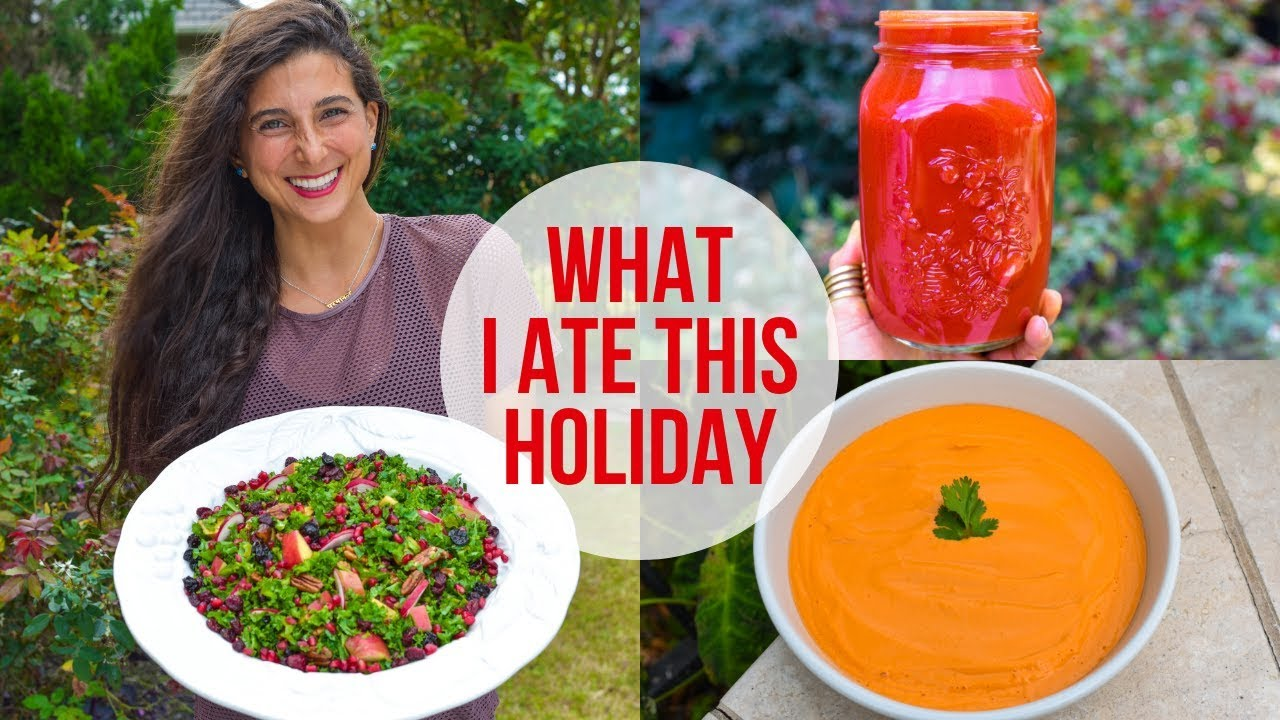 What I Ate Today Raw Vegan Winter Recipes
