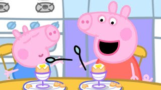 Peppa Pig Episodes in 4K | Easter Eggs with Peppa! Easter Special #PeppaPig