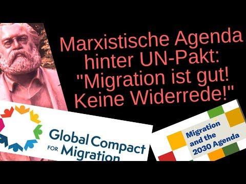 UN-Pakt. Geheime Agenda bis 2030.