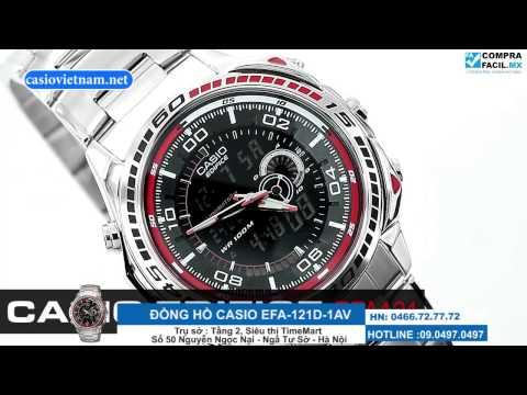 Đồng hồ casio chính hãng - Phân phối tại casiovietnam.net