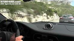 Porsche 911 GT2 RS in La Turbie and Casino in Monte Carlo, Monaco (F1 stretch)
