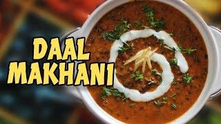 Dal Makhani Recipe - Punjabi Vegetarian Recipe   Kanak's Kitchen [hd,cc]