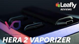 Hera 2 Vaporizer by VapeDynamics - Leafly Reviews