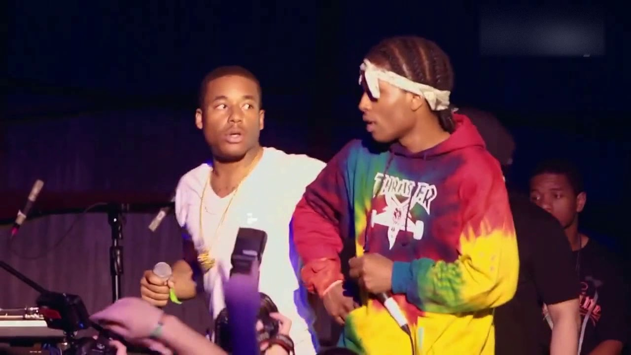 Copy Of Asap Rocky Goes Fighting Youtube