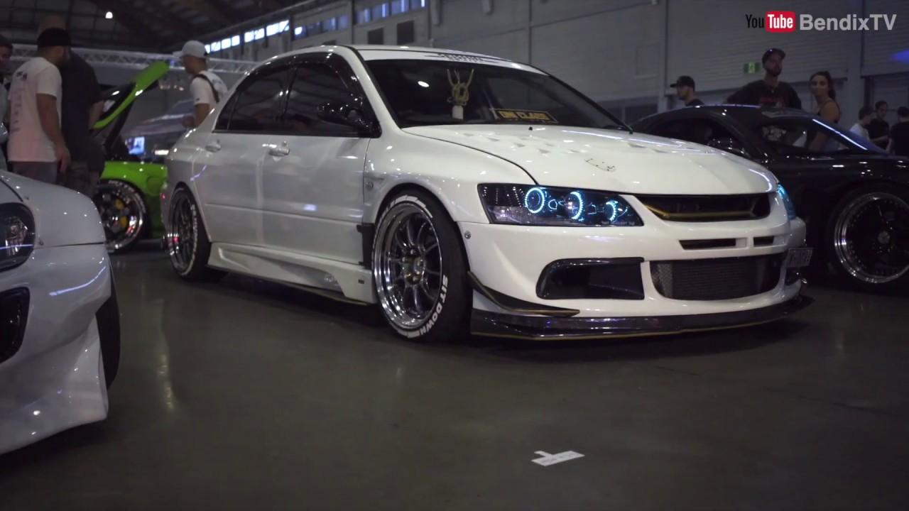 Best of Mitsubishi Evolution Cars of Bendix