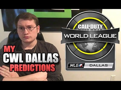 My #CWLPS4 Dallas Open Predictions and Analysis (2017 Edition)
