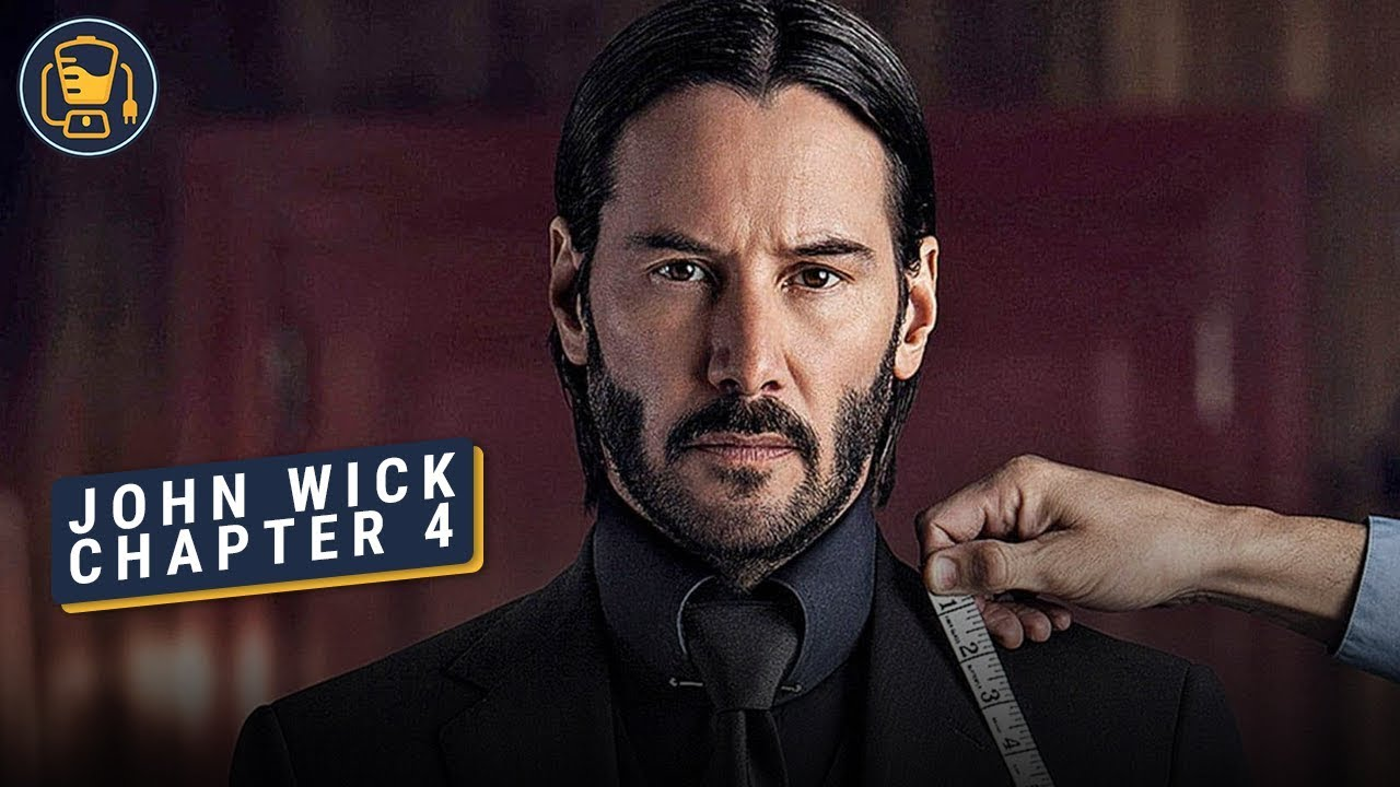 John Wick Chapter 4 | What We Know So Far - YouTube