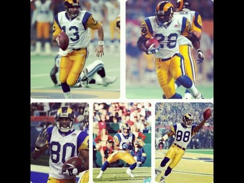 The Greatest Show On Turf/Earth (Starring: The St. Louis Rams) (pt. 3)