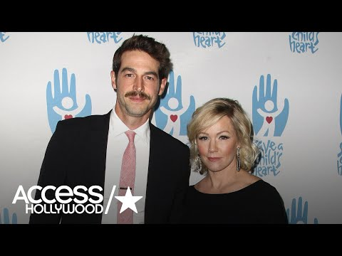 Is Jennie Garth Taking Time Apart From Husband Dave Abrams? | Access Hollywood