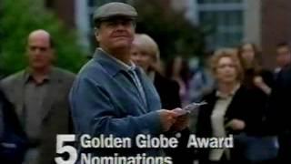 Video 2002 - Five Golden Globe Nominations for 'About Schmidt' download MP3, 3GP, MP4, WEBM, AVI, FLV Agustus 2018