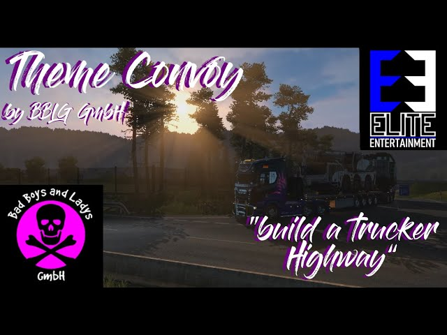 Theme Convoy by BBLG GmbH | Official Video | Elite ENTERTAINMENT Production