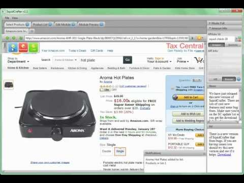 Amazon Affiliate Link Generator