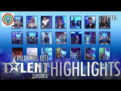 PGT Highlights 2018: Pilipinas Got Talent 2018   Top 28 Semi Finalists