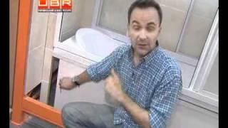 Как спрятать трубы под ванной(ubr.ua - украинский бизнес ресурс : Как спрятать трубы под ванной . JOIN QUIZGROUP PARTNER PROGRAM: http://join.quizgroup.com/ ., 2011-09-27T16:03:04.000Z)