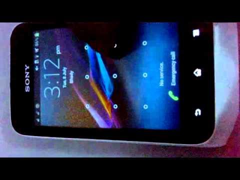 Android kitkat 4.4 custom rom for Sony xperia tipo