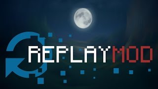 Replay Mod Demonstration - Minecraft 1.8 Mod Preview