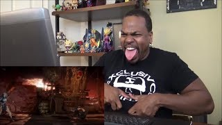 Mortal Kombat 11 - Official Frost Reveal Trailer - REACTION!!!