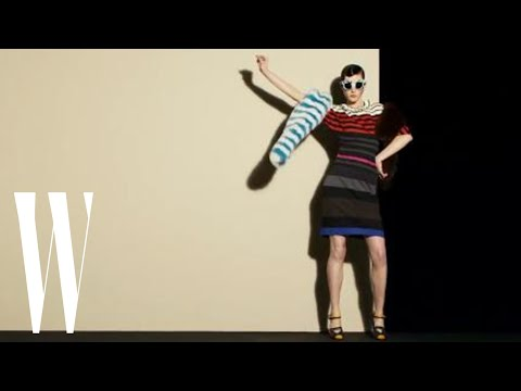 Prada Spring / Summer 2011 Campaign - W Magazine Fashion Films