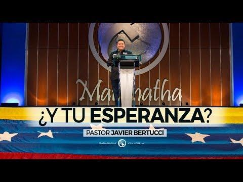 ¿Y tu esperanza? -  Javier Bertucci #AyunoPorVenezuela