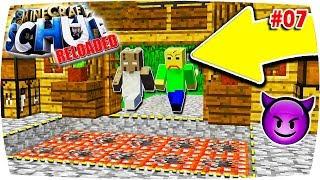 Minecraft Film Deutsch In Der Schule Verstecken Spielen - Minecraft verstecken spielen server