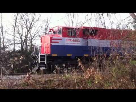 Freight Train, Essex Junction, VT