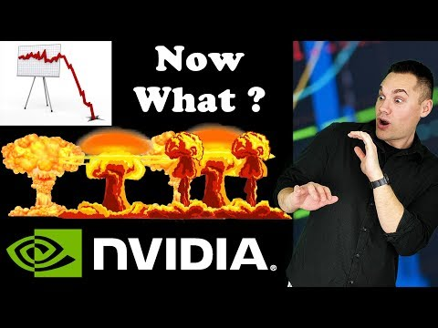 NVIDIA Stock Got DESTROYED!!! - Now What?
