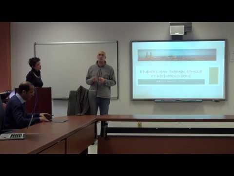 Conférence «Étudier l'Iran: travail de terrain, questions éthiques et défisméthodologiques»