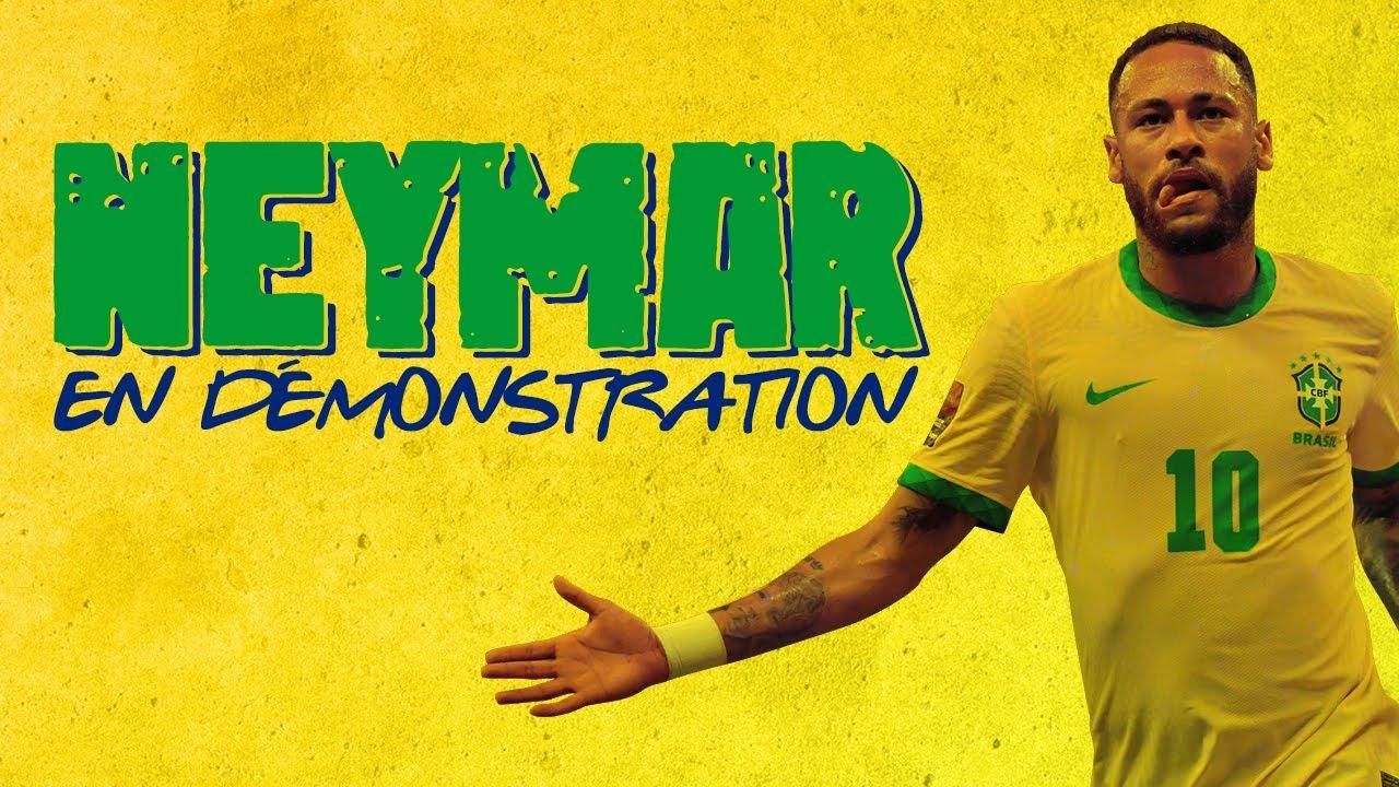 Download 🇧🇷 ↩️ Retour sur la masterclass de Neymar face à l'Uruguay ! 🤩