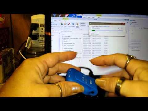 Lonve Clip MP3 Player 4GB