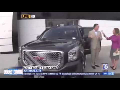 San Diego The CW South County Buick GMC YouTube - Buick dealership san diego