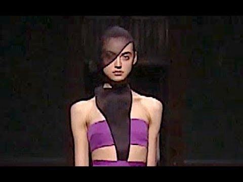 LUTZ HUELLE Spring Summer 2013 Paris - Fashion Channel