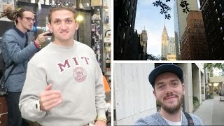 Exploring New York & Meeting Casey! Thumbnail