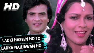 Download Ladki Haseen Ho To Ladka Naujawan Ho | Asha Bhosle, Kishore Kumar | Samraat Songs | Jeetendra Mp3 and Videos