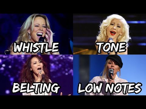 What Ability Does Every Female Singer Have That NO ONE CAN SURPASS? | Beyoncé, Mariah Carey, Sohyang